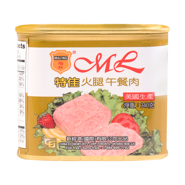 MALING Bestal Luncheon Meat 340