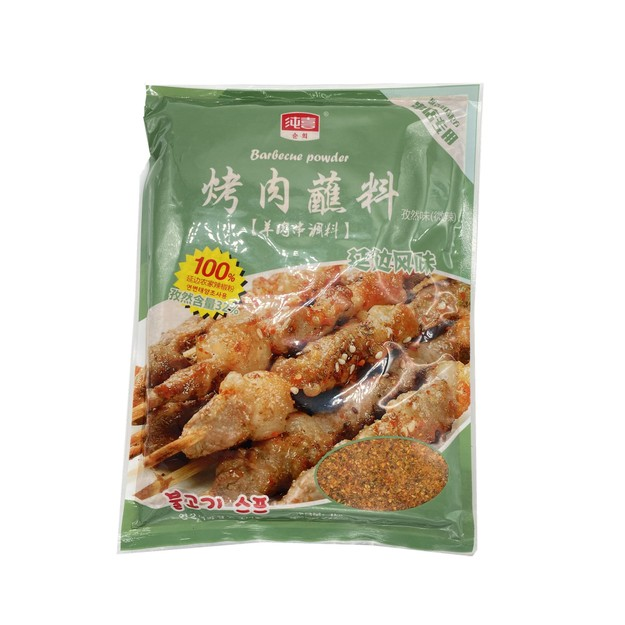 商品详情 - 纯喜 烤肉蘸料 孜然味(微辣) 1千克 - image  0