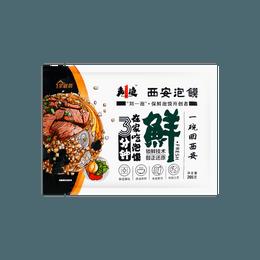 刘一泡 素泡馍 265g