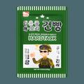 【回忆的零食】韩国HAITAI海太 黑豆+黑芝麻+大麦 硬汉饼干 450g