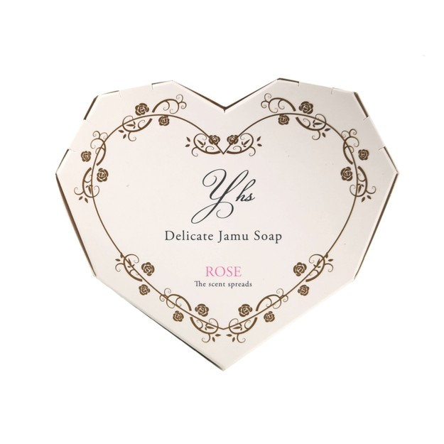 Product Detail - YHS Delicate Jamu Soap ROSE# - image 0