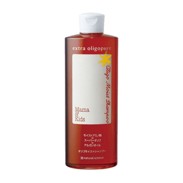 Product Detail - MAMA&KIDS(mamakids) hair shampoo (suit for pregnant or lactating women) 300ml - image 0