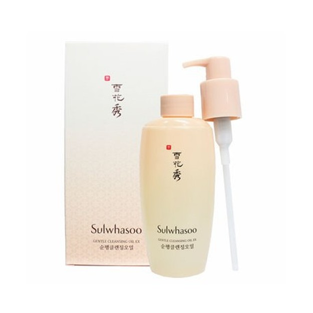 Product Detail - KOREA SULWHASOO  gentle cleansing oil 200ml - image 0