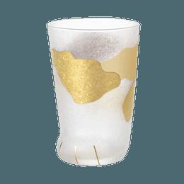 ISHIZUKA GLASS 石塚硝子||coconeco 升级版可爱猫爪玻璃杯||三花 1个