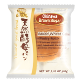 D-PLUS Natural Yeast Bread Okinawa Brown Sugar Flavor 80g