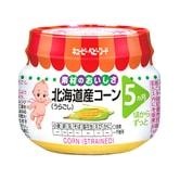 KEWPIE Baby Food Hokkaido Sweet Corn 70g 5M+