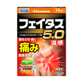 HISAMITSU Pain Relief Patch 14 Sheets