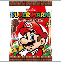 FURUTA SupperMario Chocolate