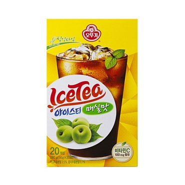 OTTOGI Ice Tea Plum 20Pcs