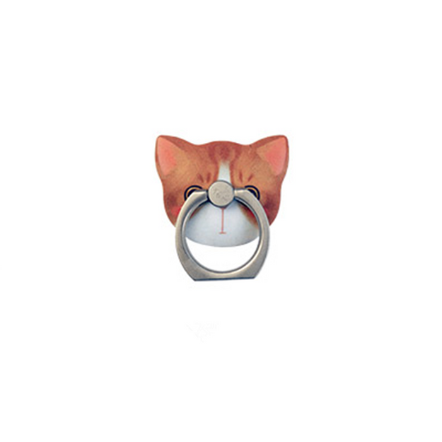 Product Detail - MAOXIN Original Art Illustrations Cute Cat Series Phone Ring Holder Eileen 1PC - image 0