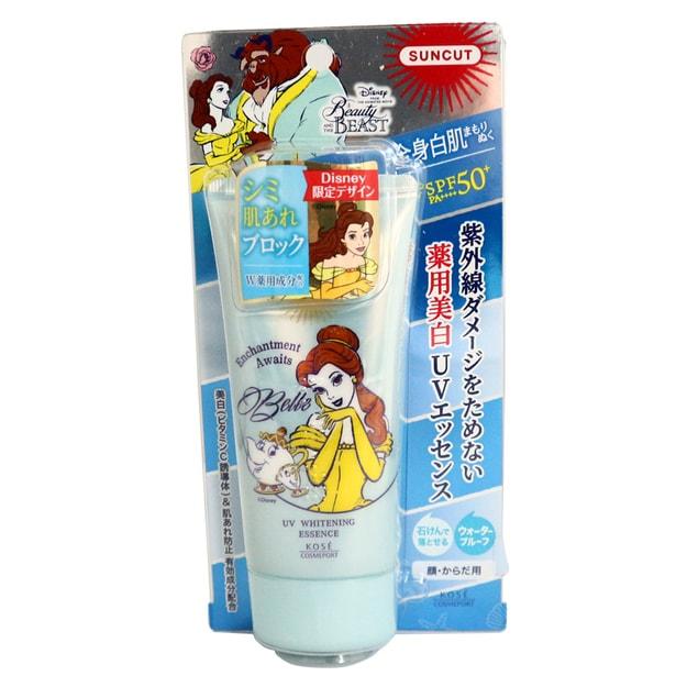 Product Detail - KOSE Suncut UV Whitening Essence Disney Limited Edition SPF50+ PA++++ 80g - image  0