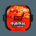 锅佬倌 牛肉牛肚自煮火锅 395g