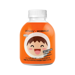 QQ Co-branded Meal Replacement Milkshake Mango Yellow Peach Flavor 75g