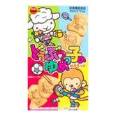 日本BOURBON波路梦 动物造型小饼干儿童营养辅食 57g