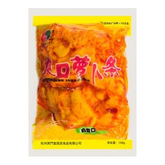 其门堂 爽口萝卜条 辣味 158g