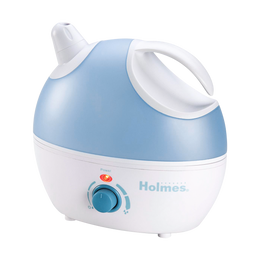 Ultrasonic 18Hour Run Time Cool Mist Humidifier, HM500TG1, No Filter Needed, 0.37Gallon, 120V