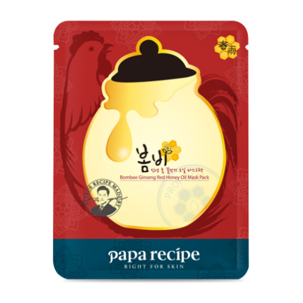 Product Detail - Bombee Ginseng Red Honey Oil Mask 1sheet - image 0