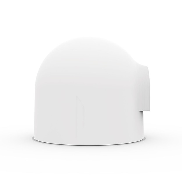 Pidan Snow House Igloo Cat Litter Box - Red Dot Design Award Winner #White