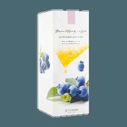 【小红书种草款】日本杉养蜂园 蓝莓蜂蜜 500g 日本国宝级蜂蜜