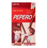 LOTTE PEPERO Stick Biscuit & Chocolate 47g