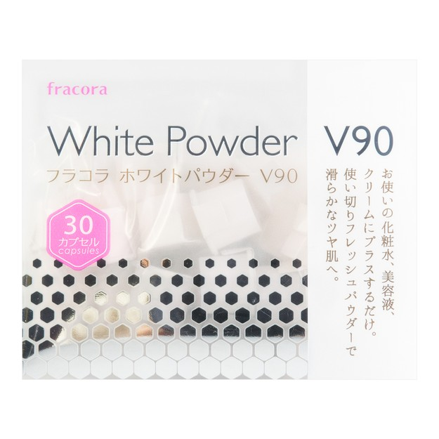 Product Detail - Fracora White Powder 30 Pieces - image 0