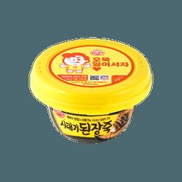 韩国OTTOGI不倒翁 营养美味粥  萝卜叶大酱味 2分钟即食 285g