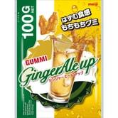 【日本直邮】日本明治MEIJI 姜汁汽水软糖100g