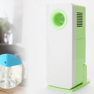 GANGNAM SHOP Skin Water Nano Facial Beauty Humidifier #green