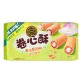 HSUFUCHI Roll Cookie Milk Cream Flavor 105g
