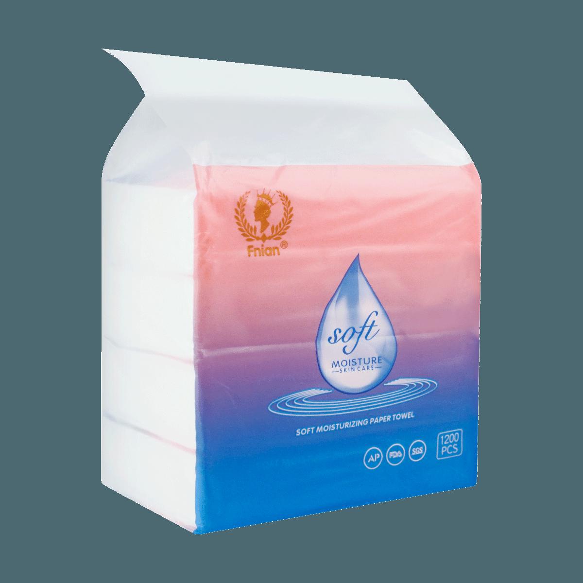 Yamibuy.com:Customer reviews:Fnian ZIRO Moisture Soft Tissue 138*190mm*4-ply*75 sheets *4 packs With Moisturizing Cream Ingredients