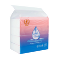 Fnian ZIRO Moisture Soft Tissue 138*190mm*4-ply*75 sheets *4 packs With Moisturizing Cream Ingredients