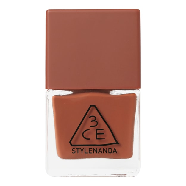Product Detail - 3CE MOOD RECIPE LONG LASTING NAIL POLISH LACQUER BR05 10ml - image 0
