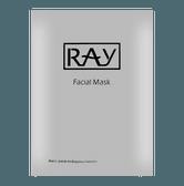 泰国RAY 蚕丝面膜银色补水收缩毛孔面膜 10片入
