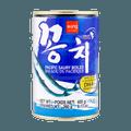 韩国WANG 秋刀鱼罐头 396g