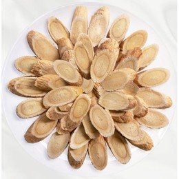美国旭龙行 中药材 特级 无硫无漂白 中国 小北芪黄芪  瓜子片 8盎司 0.5lb
