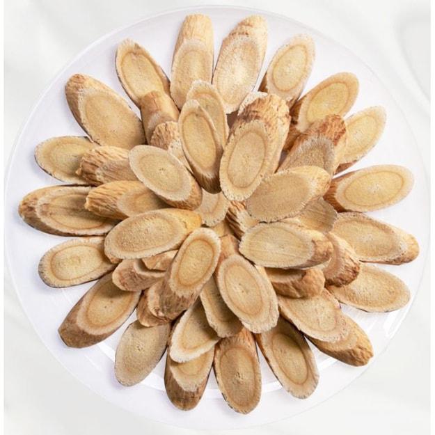 Product Detail - XLSEAFOOD CHINA Grade Premium Nature Unsulphure Milkvetch small slice 8OZ 0.5LB - image 0