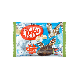 Chocolate Wafer Maple Flavor 10pc