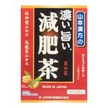 日本山本汉方制药 植物减肥茶 10g*24包入