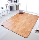 GANGNAM SHOP Ilwoul Nanoryum Capet Electric Heating Mat 110V [Large: 72in X 98.5in]