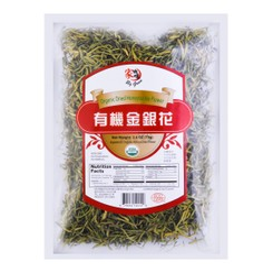 BIG GREEN Organic Dried Honeysuckle Flower 70g