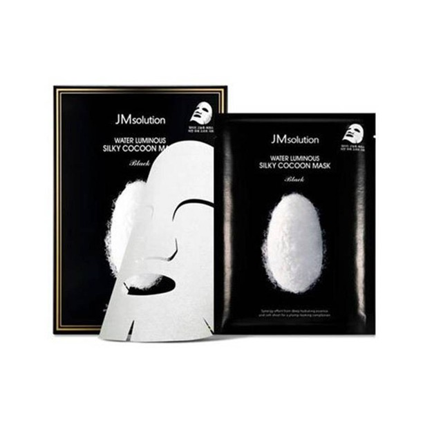 Product Detail - JM SOLUTION WATER LUMINOUS SILKY COCOON MASK 1pc - image 0