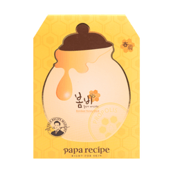 PAPA RECIPE Bombee Honey Mask 10sheets