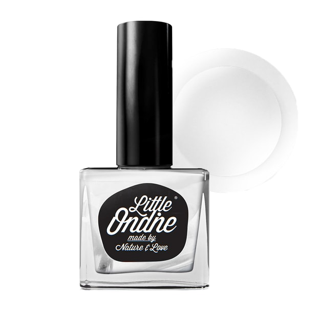 Product Detail - Little Ondine Water-based Peel off Odor Free Quick Dry Non Toxic Natural Nail Polish Top & Base Coat (Glossy) - image 0