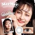 林珊珊 Mermer By Rich Standard 375度日抛抗UV彩色美瞳 Slate Gray 优雅灰 10枚预定3-5天日本直发