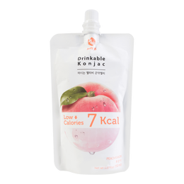 Jelly B. Konjac Drink Peach Flavor Low Calories Drink 150ml
