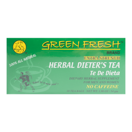 WINNERAM GREEN FRESH Extra Strength Herbal Dieter's Tea 54g