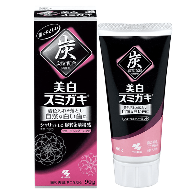 Product Detail - JAPAN KOBAYASHI Toothpaste black 90g - image 0