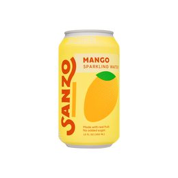 Mango Sparkling Water, 335ml