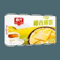 春光食品 椰香薄饼 原味 105g