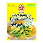 韩国OTTOGI不倒翁 速食韩式牛骨蔬菜汤 2回份 22g